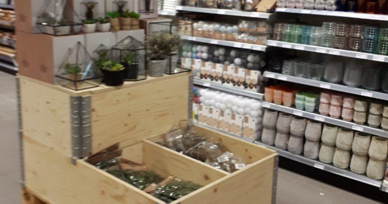 winkel restylen - deco afdeling 2