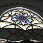 stained glass window in Dubai for inspiration