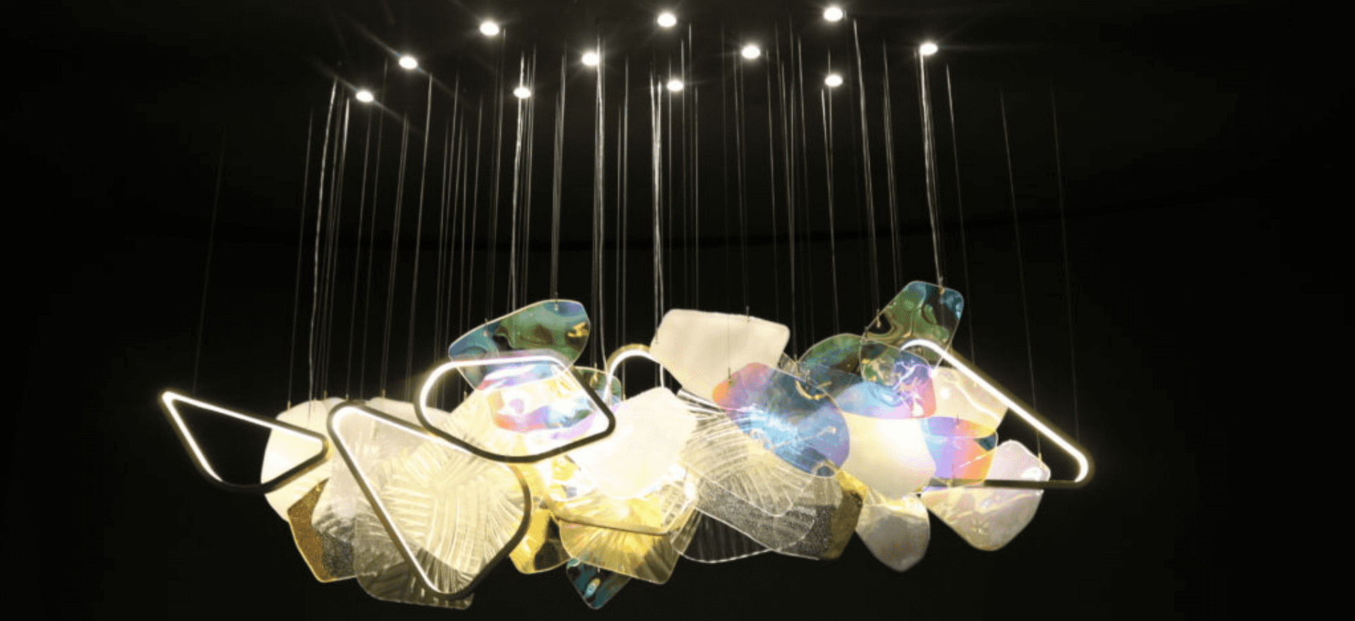 Lasvit luxory lighting interior design inspiration