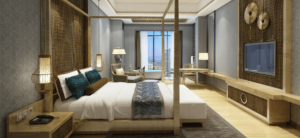 slaapkamer-styling-in-een-hotel