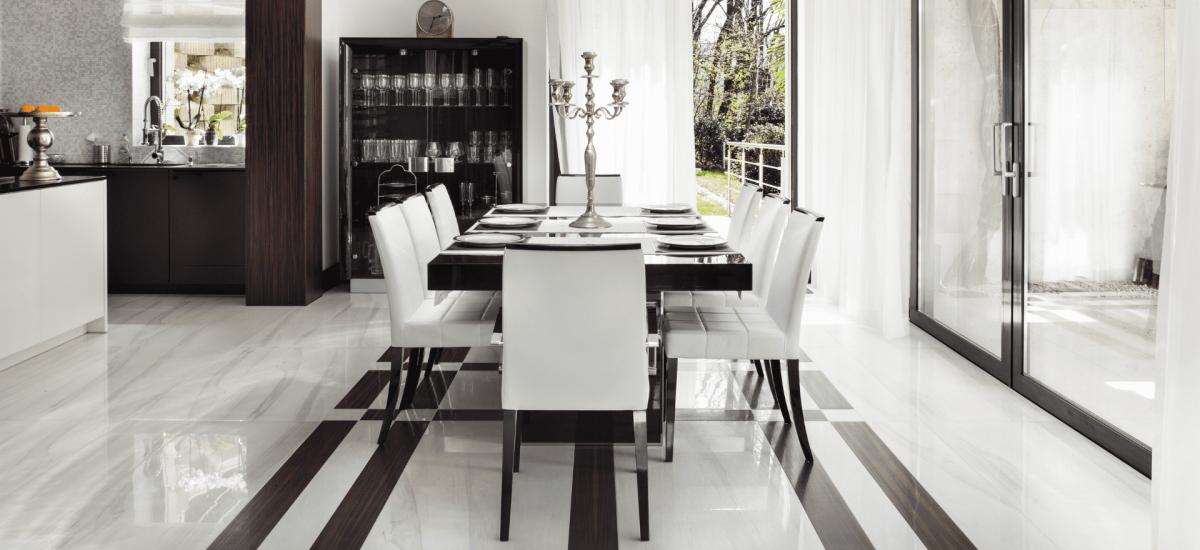 luxe dinningroom